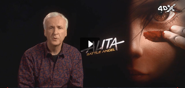James Cameron video