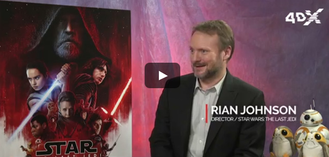 Rian Johnson video