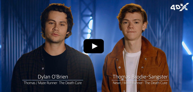 Dylan O'Brien video