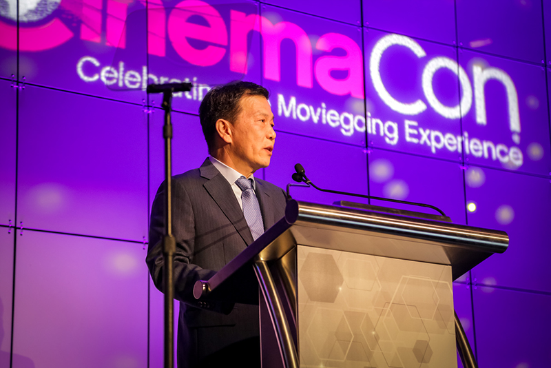 CJ CGV CEO Lays Out Cultureplex Concept As The Key To Growth Of Cinema Business