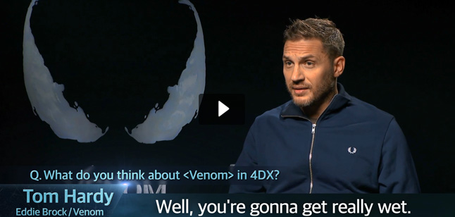 Tom Hardy video