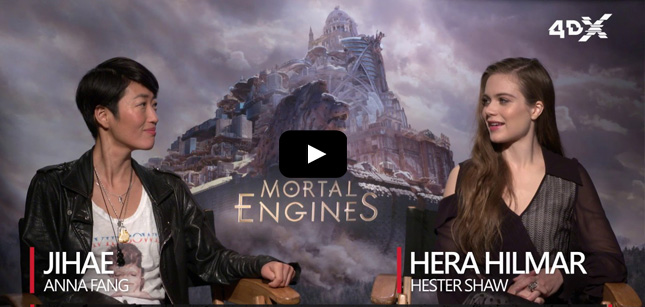Jihae & Hera Hilmar video