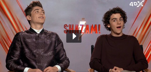 Asher Angel & Jack Dylan Grazer video