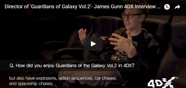 James Gunn video