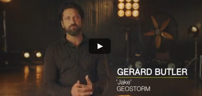 Gerard Butler video
