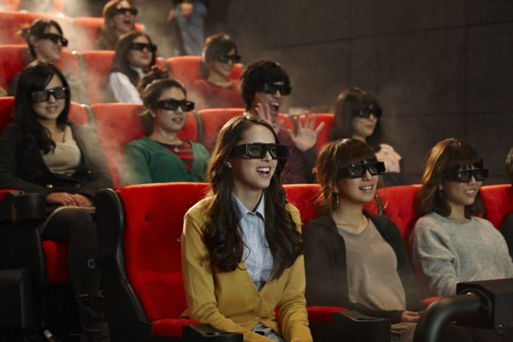 4DX ANNOUNCES RECORD-BREAKING GLOBAL Q3 PERFORMANCE OF 2019