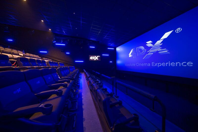 4DX to Open First Theatre in Qatar through Partnership with VOX Cinemas