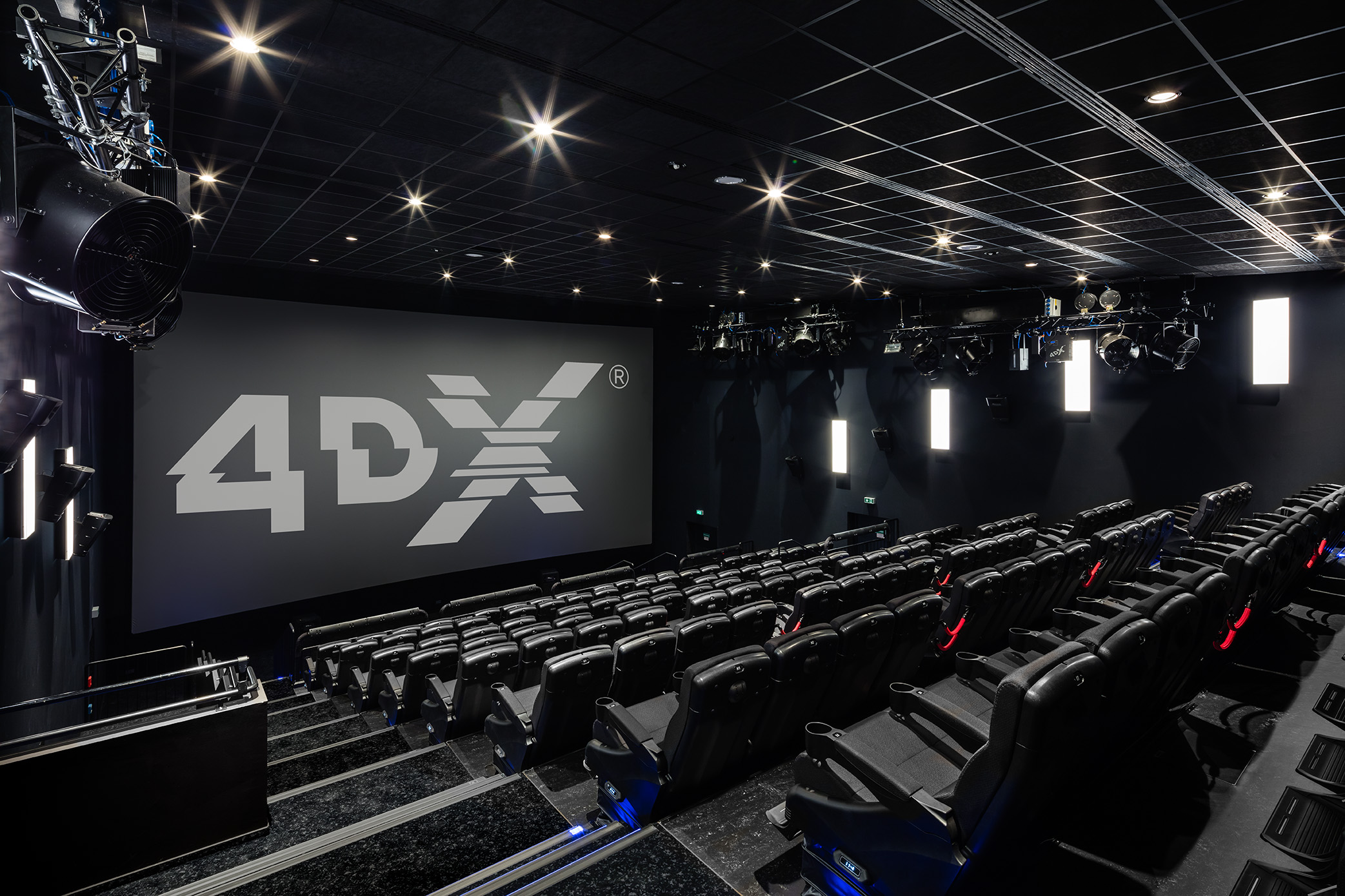 CJ 4DPLEX Expands 4DX Footprint to Austria With Debut at Hollywood Megaplex Gasometer