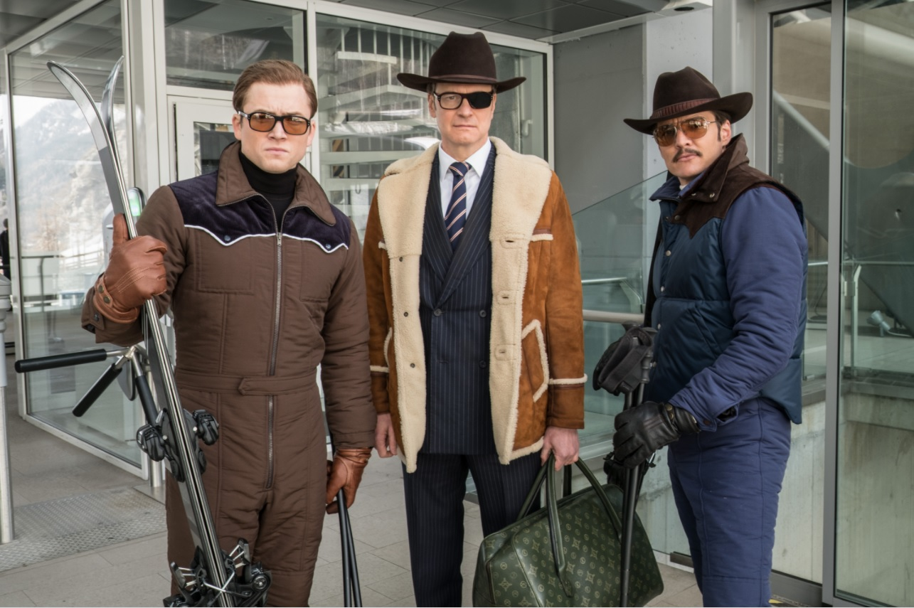 'Kingsman: The Golden Circle' To Be Released In 4DX Worldwide
