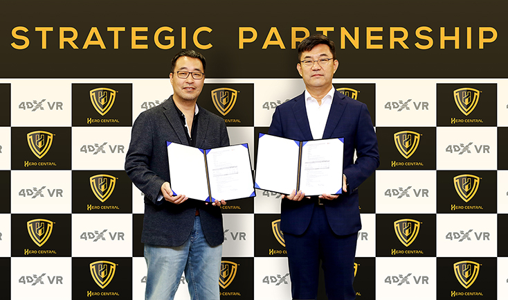 US VR Global Inc. Announces Strategic Partnerships with Three Leading Brands in Korea Including 4DX ...
