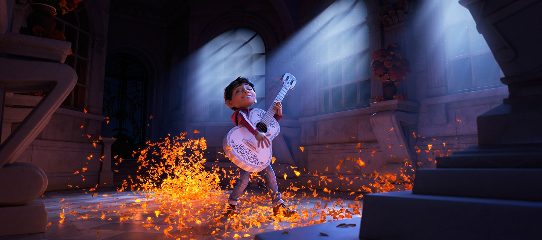"""Coco"" in 4DX Taps in to the Essence of Animation Syncing the Films Soundtrack to Motion"