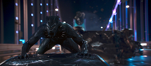 """Black Panther"" to Become First Marvel Studios Film to be Released in the ScreenX Format"