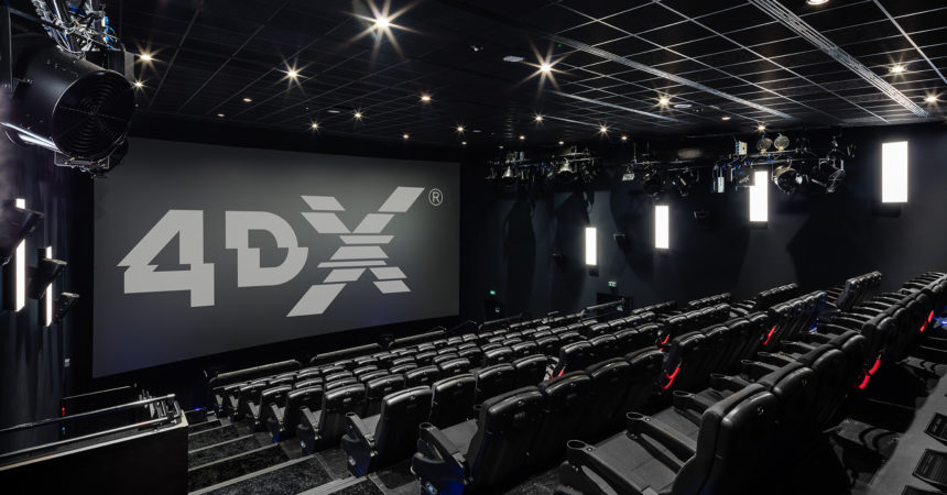 Three 4DX Blockbusters Top the 1 Million Tickets Sold Mark in Three Months