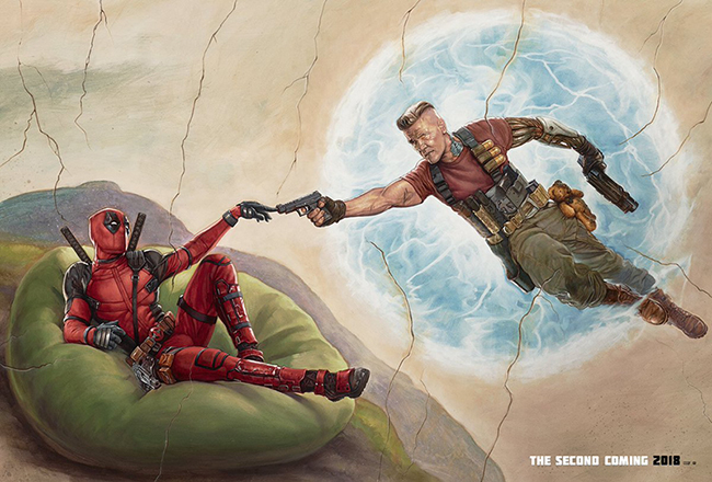 4 Best Scenes to Get You Hyped for Deadpool 2 in 4DX