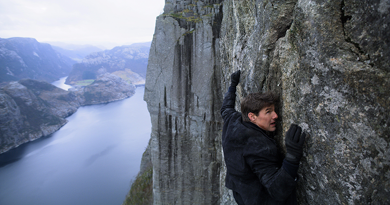 Mission: Impossible - Fallout  will be released in 4DX Extreme, the most amped-up level of intensity...