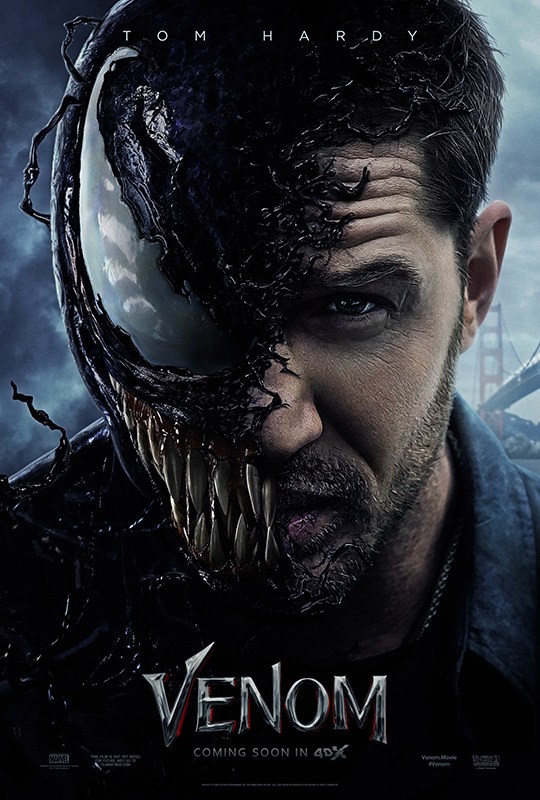 Venom in 4DX