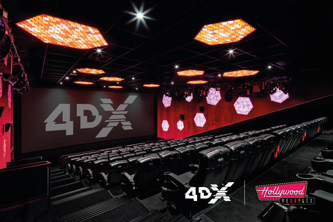 CJ 4DPLEX Expands 4DX Footprint in Austria with Opening at Hollywood Megaplex PlusCity