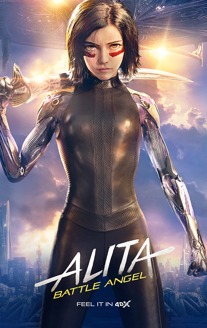 <Alita: Battle Angel> 4DX, Reunion of <Ready Player One> 4DX Studio Team who drew 1 million global 4DX fans