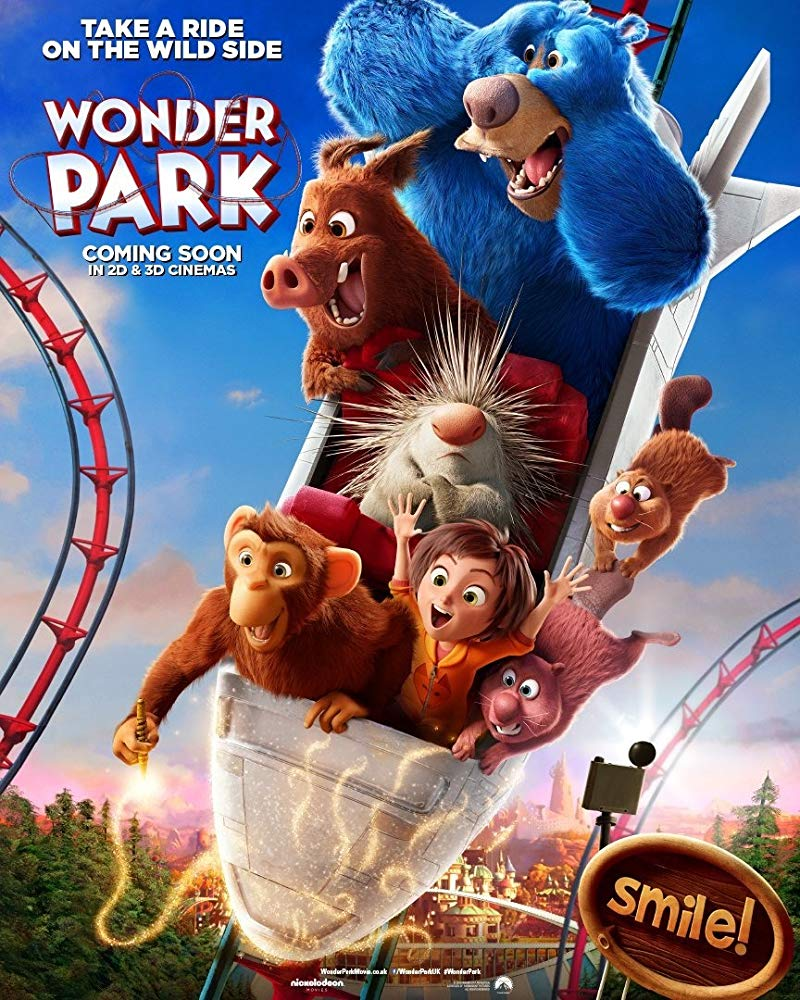 <Wonder Park> 4DX - Quotes from 4DX Studio Editors