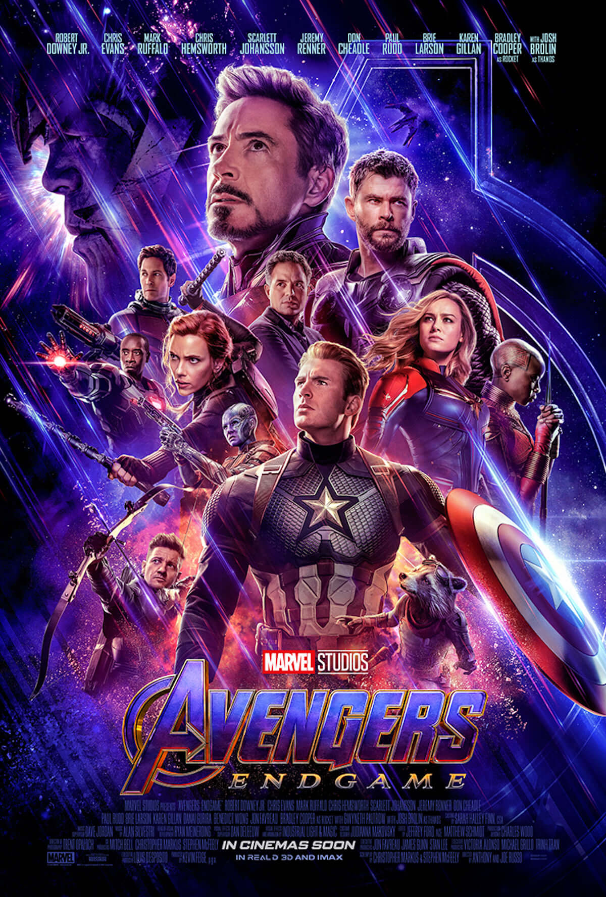 """Avengers: Endgame"" promises to be yet another 4DX legend!"