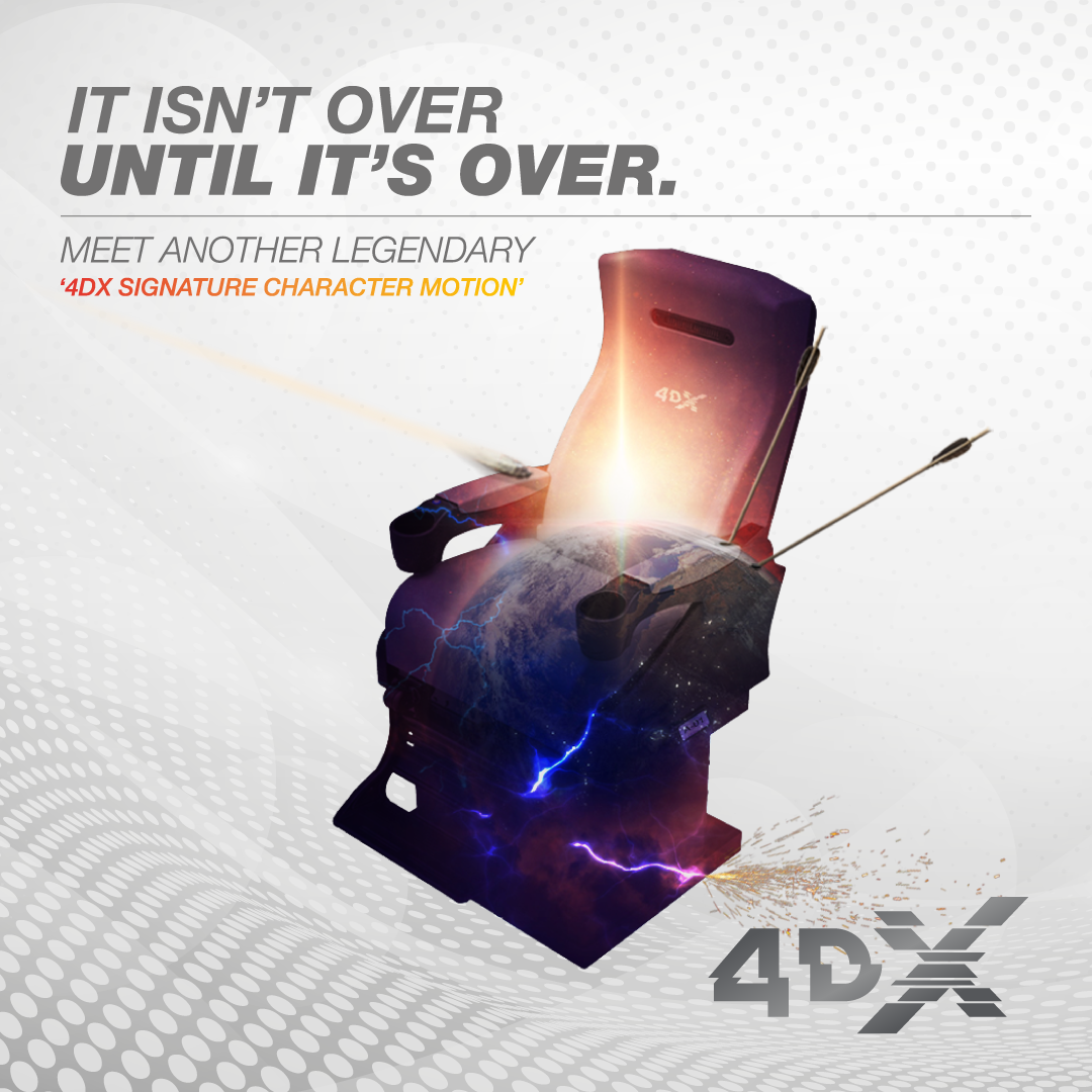 "3 Reasons Why You Must See ""Avengers: Endgame"" in 4DX"