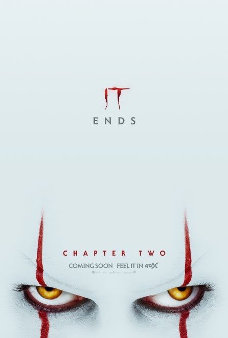 Horror Movie's Game-Changer 4DX meets IT2 (IT Chapter Two)